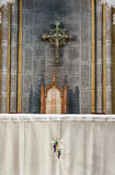 Church Altar Stock Photography