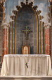 Church Altar Stock Images