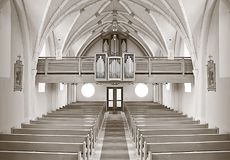 Church, Altar, Building, Germany Royalty Free Stock Photography