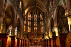 Church, Altar, Mass, Religion Stock Photography