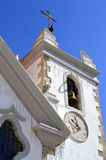 Church of Alte in Portugal Royalty Free Stock Photos