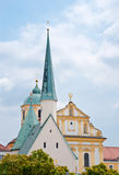 Church in Altotting Royalty Free Stock Photography