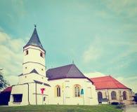 Church in Altotting Stock Photo