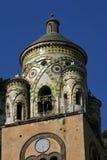 Church in Amalfi Stock Photo