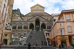 Church of Amalfi Royalty Free Stock Photography