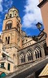 Church of Amalfi Royalty Free Stock Photo