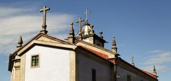 Church of Amares Stock Photos