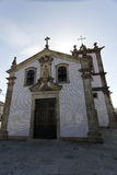 Church of Amares Stock Image