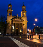 Church, Amsterdam stock photos