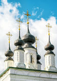 Church in the ancient town of Suzdal, Russia Stock Photo