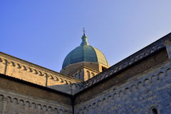 Church in Ancona marche italy Royalty Free Stock Photography
