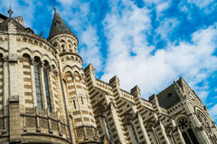 Church in Angers Royalty Free Stock Photography