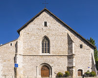 Church in annecy Royalty Free Stock Image