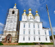 Church of the Annunciation of the Blessed Virgin in Arzamas, Russia. Church of the Annunciation of the Blessed Virgin in Arzamas, Novgorod region, Russia Royalty Free Stock Image
