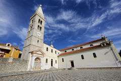 The church of the Annunciation of the Blessed Virgin Mary in Mal Stock Images