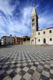The church of the Annunciation of the Blessed Virgin Mary in Mal Royalty Free Stock Images