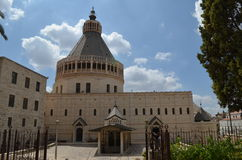 The Church of the Annunciation complex Stock Images