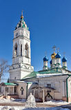 Church of the Annunciation, Tula, Russia Stock Images