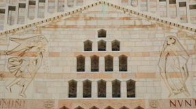 The Church of the Annunciation Stock Image