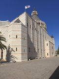 Church of the Annunciation Northern Side Royalty Free Stock Image