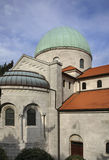 Church of the Annunciation of Virgin Mary in Opatija. Croatia Stock Photography