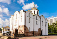 Church of the Annunciation. Vitebsk Royalty Free Stock Photography
