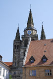 Church in Ansbach Stock Image