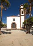 Church in Antigua. Inland Fuerteventura, church in Antigua royalty free stock photos