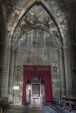 Church of The Antigua Valladolid Stock Image