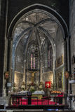 Church of The Antigua Valladolid Royalty Free Stock Photo