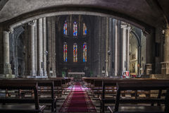Church of The Antigua Valladolid Royalty Free Stock Images