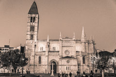 Church of The Antigua Valladolid Royalty Free Stock Photos
