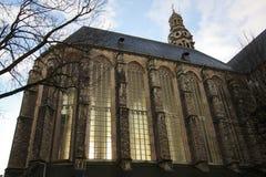 Church in Antwerp, Belgium Royalty Free Stock Image