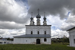 The Church of the Apostles Peter and Paul. Suzdal Royalty Free Stock Photo