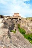 Church Apostoli. The cave city. Uplistsikhe. Georgia. Royalty Free Stock Photography