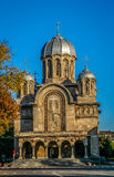 Church in Arad Stock Photography