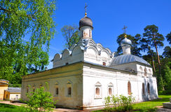 Church of the Archangel Michael the Arkhangelskoe. Moscow region, Russia Stock Images