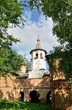 Church of the Archangel Michael and Church of the Annunciation at the Marketplace Royalty Free Stock Images