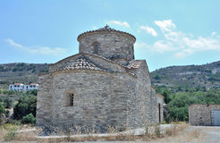 The Church Of The Archangel Michael. Lefkara,Cyprus Royalty Free Stock Photography