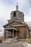 Church of Archangel Michael. The village of Big Ignatovo, Republic of Mordovia. Stock Photos