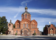 The Church of Archangel Michael in Vladimir Royalty Free Stock Images