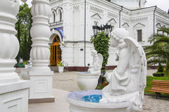 Church of Archangel Michail Stock Image