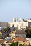 Church and architecture Jerusalem Israel Royalty Free Stock Photo