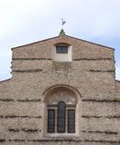 Church in Arezzo Royalty Free Stock Image