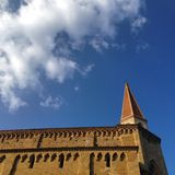Church in Arezzo Royalty Free Stock Photography