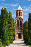 Church at Arges Monastery Royalty Free Stock Photo
