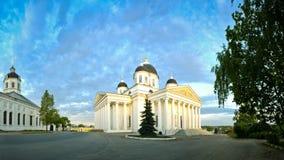 Church in Arzamas. Royalty Free Stock Image