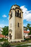 Church of the Ascension, Belgrade Stock Image