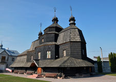 Church of the Ascension in Chortkiv_6 Stock Photo