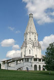 The Church of the Ascension (1532) in Kolomenskoye, Moscow Royalty Free Stock Photos